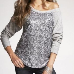 Awesome Sequined Top